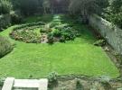Le jardin à la Maison des Associations