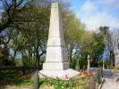 Monument aux Morts de Nacqueville