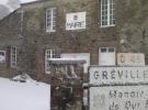 mairie et neige