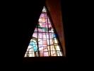 Vitrail chapelle de Nacqueville-Haut