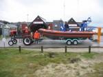Le nouveau canot de sauvetage